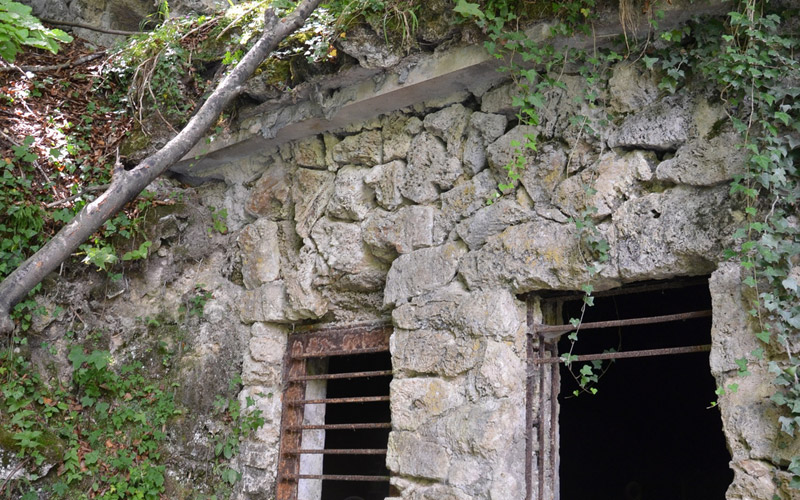 Centrale idroelettrica Burget