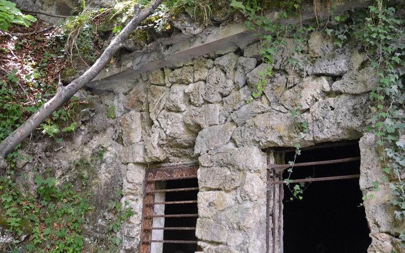 Wasserkraftwerk Burget