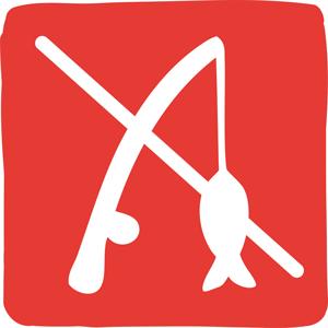 La pêche est interdite