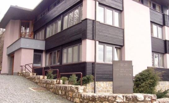 """Fachwissenschaftliches Zentrum """"Dr. Ivo Pevalek"""" (Foto: Archiv NPPJ)"""