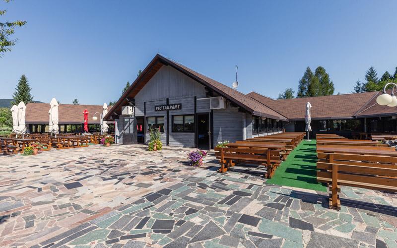 Restaurant Korana