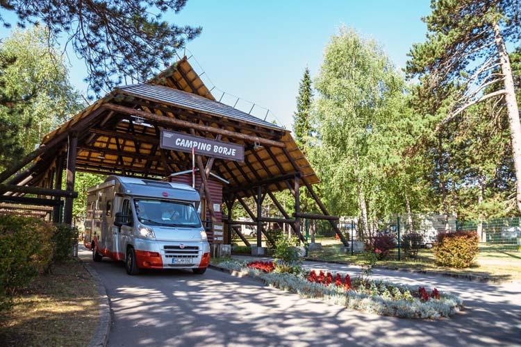 Kamp Borje