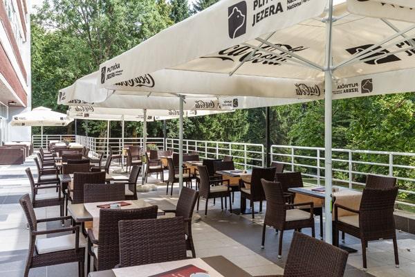 Restoran hotela Jezero