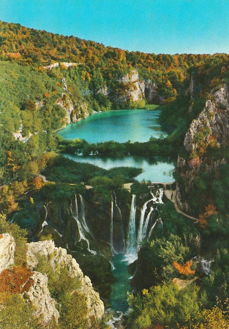 Slika 25. Donja jezera 1973.