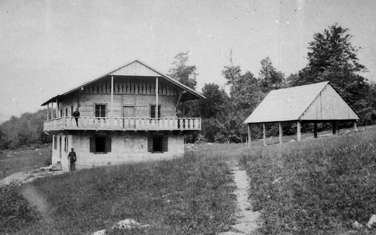 Slika 7. Turistička kuća u izvornom obliku